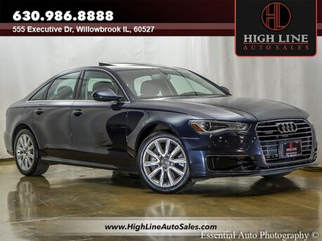 2016_Audi_A6_2.0T Premium Plus_ Willowbrook IL