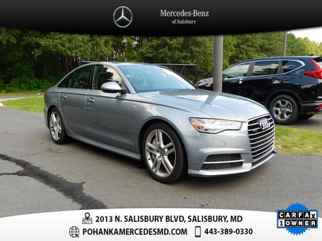 2016_Audi_A6_2.0T Premium Plus quattro_ Salisbury MD