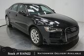 2016 Audi A6 2.0T Premium SUNROOF,HTD STS,18IN WLS,HID LIGHTS