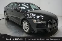 Audi A6 2.0T Premium SUNROOF,HTD STS,18IN WLS,HID LIGHTS 2016