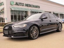 2016_Audi_A6_2.0T Premium quattro***Summer of Audi Edition 20 Wheels*** Sun/Moonroof, Back-Up Camera, Bluetooth_ Plano TX