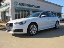 2016_Audi_A6_2.0T Premium*BLUETOOTH CONNECTION,SEAT MEMORY,SUNROOF,HEATED FRONT SEATS,UNDER FACTORY WARRANTY!_ Plano TX