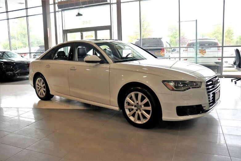 2016 Audi A6 2.0T Quattro - Premium Plus - CARFAX Certified 2 Owners- No Accidents - Fully Serviced - Quality Certified w/up to 10 Years 100,000 Miles Warranty Springfield NJ
