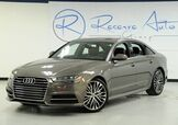 2016 Audi A6 2.0T Quattro Premium Plus S-Line Side Assist 20 Sport Wheels