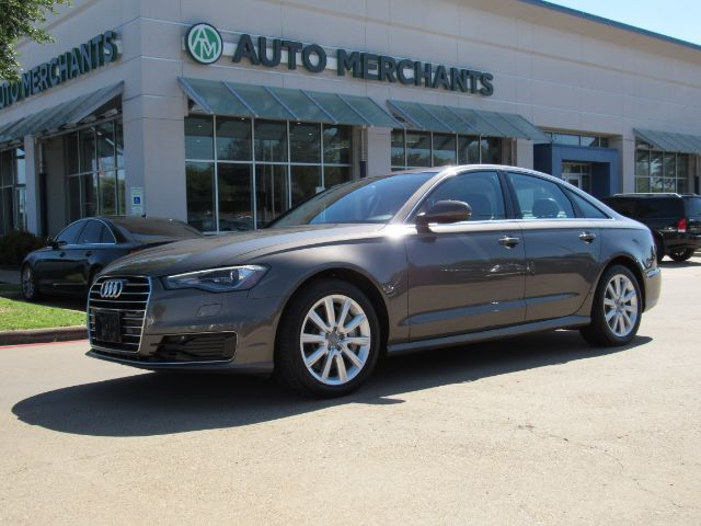 2016 Audi A6 2.0TPremium Plus * $55,370.00 MSRP , Cold Weather Package, Premium Plus Package* LEATHER, NAVIGATION Plano TX