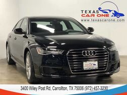 2016_Audi_A6_3.0T PRESTIGE QUATTRO NAVIGATION HEADUP DISPLAY LED HEADLIGHTS_ Carrollton TX