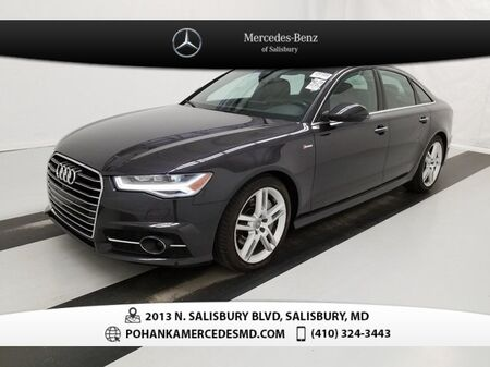 2016_Audi_A6_3.0T Premium Plus ** 10 YEAR / UP TO 100,000 MILES POWERTRAIN WARRAN_ Salisbury MD