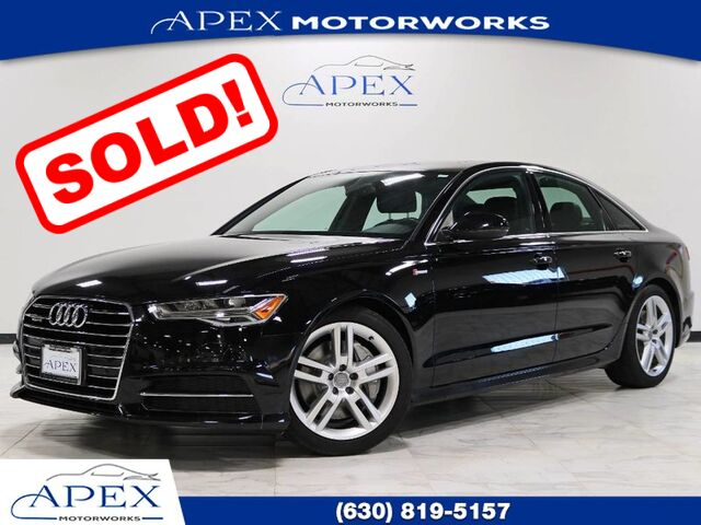 2016 Audi A6 3.0T Premium Plus Burr Ridge IL