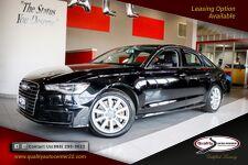 2016 Audi A6 3.0T Premium Plus Cold Weather Pkg, BOSE Surround System