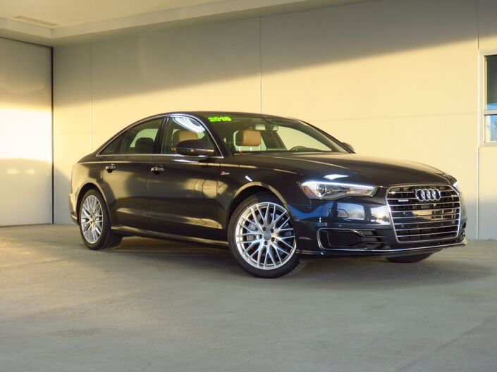 2016 Audi A6 3.0T Premium Plus Kansas City KS