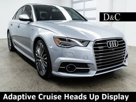 2016 Audi A6 3.0T Prestige quattro Adaptive Cruise Heads Up Display