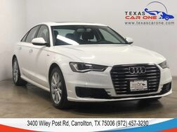 2016_Audi_A6_3.0T QUATTRO PREMIUM PLUS NAVIGATION SUNROOF LEATHER REAR CAMERA_ Carrollton TX
