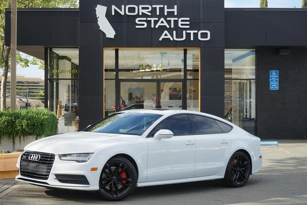 2016_Audi_A7_3.0 Premium Plus_ Walnut Creek CA