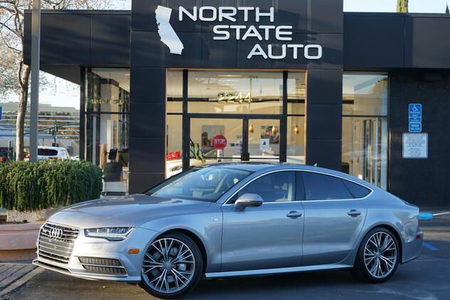 2016_Audi_A7_3.0 TDI Premium Plus_ Walnut Creek CA