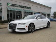 2016_Audi_A7_3.0T PREMIUM PLUS ****MSRP $72,970.00, 20 Wheel & Tire Package, Cold Weather Package, S Line Sport_ Plano TX