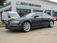 2016_Audi_A7_3.0T PREMIUM PLUS*COLD WEATHER PKG,WIFI HOTSPOT,BLINDSPOT MONITOR,NAVIGATION,UNDER FACTORY WARRANTY!_ Plano TX