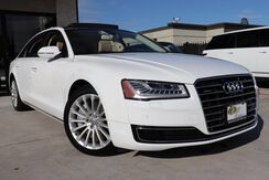 2016_Audi_A8 L_3.0T 1 OWNER CLEAN CARFAX SHOWROOM CONDITION!!!_ Houston TX