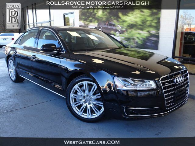 2016 Audi A8 L 3.0T Raleigh NC