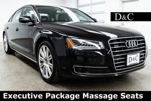 2016_Audi_A8_L 3.0T quattro Executive Package Massage Seats_ Portland OR