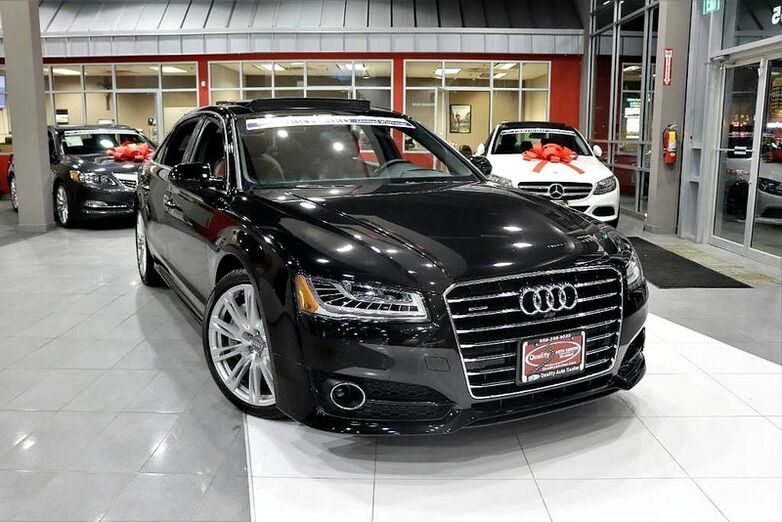 2016 Audi A8 L 4.0T Sport - 450HP - Fully Loaded - CARFAX Certified 1 Owner - No Accidents - Fully Serviced - Quality Certified W/up to 10 Years, 100,000 miles Warranty Springfield NJ