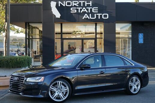 2016 Audi A8 L 4.0T Sport Walnut Creek CA