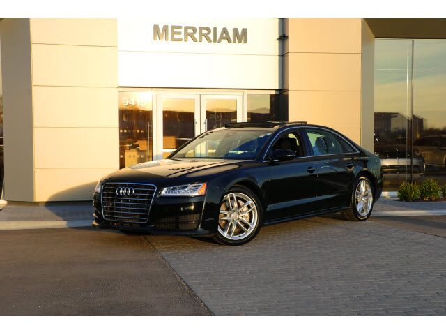 2016 Audi A8 L 4.0T quattro Sport Merriam KS