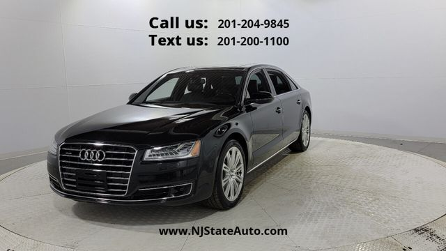 2016 Audi A8 L 4dr Sedan 3.0T Jersey City NJ
