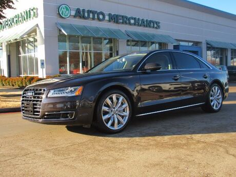 2016 Audi A8 L TDI quattro ***Premium package, Cold weather package, Driver assistant package, Panoramic sunroof, Plano TX