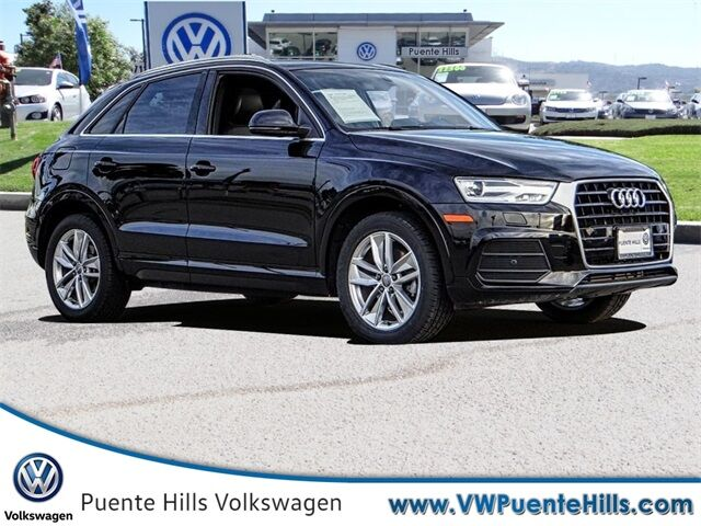 2016 Audi Q3 2.0T Premium Plus City of Industry CA