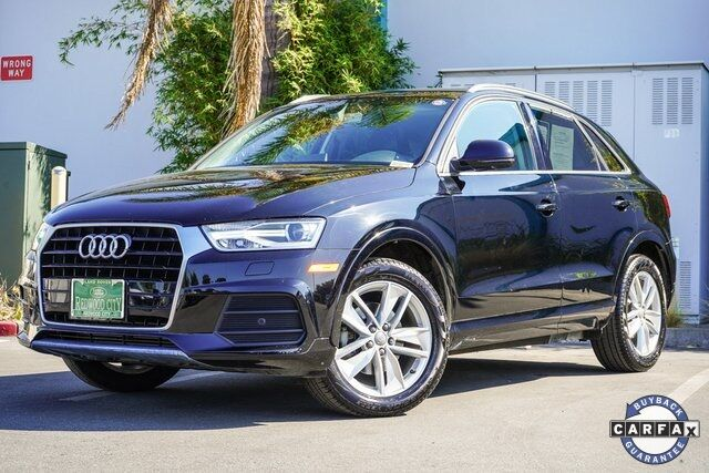 2016 Audi Q3 2.0T Premium Plus Redwood City CA