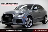 2016 Audi Q3 Premium Plus AWD Pano Roof One Owner Clean Carfax