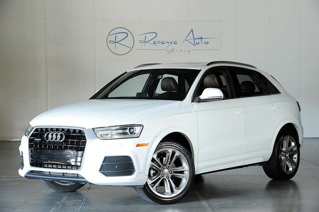 2016 Audi Q3 Premium Plus S-Line Sport Technology Pkg The Colony TX