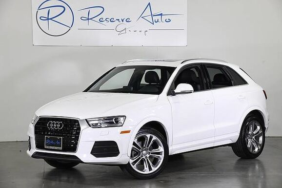2016_Audi_Q3_Premium Plus Technology Pkg We Finance_ The Colony TX