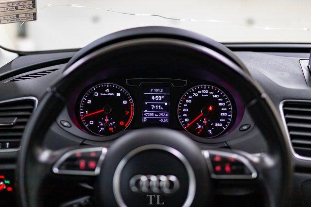 2016 Audi Q3 Quattro Progressiv Leather Roof Red Deer AB