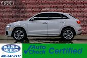 2016 Audi Q3 Quattro Progressiv Leather Roof