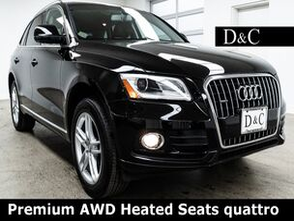 2016 Audi Q5 2.0T Premium AWD Heated Seats quattro