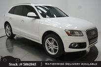 Audi Q5 2.0T Premium NAV,PANO,HTD STS,19IN WLS,HID LIGHTS 2016