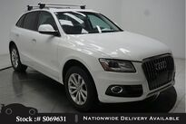 Audi Q5 2.0T Premium PANO,HTD STS,18IN WHLS,HID LIGHTS 2016