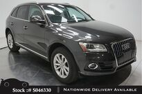 Audi Q5 2.0T Premium PANO,HTD STS,18IN WLS,HID LIGH 2016
