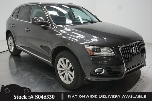 2016_Audi_Q5_2.0T Premium PANO,HTD STS,18IN WLS,HID LIGH_ Plano TX