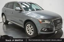 Audi Q5 2.0T Premium PANO,HTD STS,18IN WLS,HID LIGHTS 2016