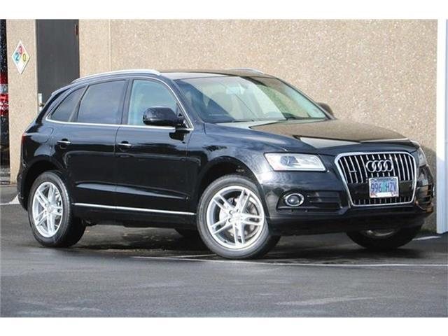 2016 Audi Q5 2.0T Premium Plus All-wheel Drive quattro Sport Utility Salem OR