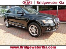 2016_Audi_Q5_2.0T Premium Plus Quattro, Technology Package, Navigation, Rear-View Camera, Audi Side Assist, Bluetooth Streaming Audio, B&O Sound, Heated Leather Seats, Panorama Sunroof, 19-Inch Alloy Wheels,_ Bridgewater NJ