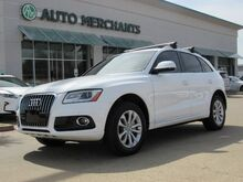 2016_Audi_Q5_2.0T Premium Plus quattro  LEATHER SEATS, NAVIGATION SYSTEM, BACK-UP CAMERA, BLIND SPOT MONITORS_ Plano TX