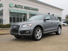 2016_Audi_Q5_2.0T Premium Plus quattro ***TECHNOLOGY PACKAGE, Q5 PREMIUM PLUS PACKAGE***  2.0L 4CYL AUTOMATIC_ Plano TX