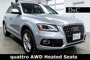 2016_Audi_Q5_2.0T Premium quattro AWD Heated Seats_ Portland OR