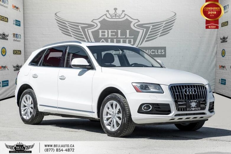 2016 Audi Q5 3.0L TDI Progressiv, AWD, NO ACCIDENT, PANO ROOF, BLUETOOTH Toronto ON