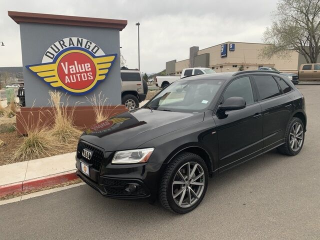 2016 Audi Q5 3.0T Premium Plus Durango CO