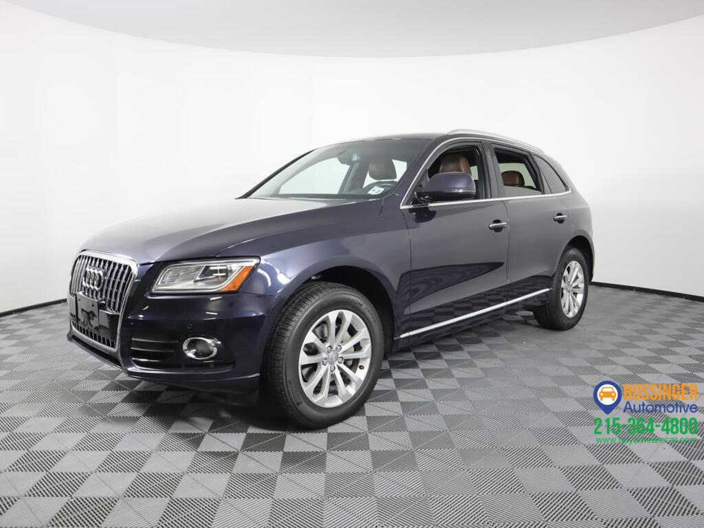 2016 Audi Q5 Premium Plus - All Wheel Drive w/ Navigation Feasterville PA