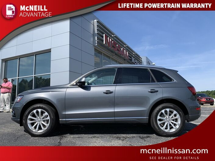 2016 Audi Q5 Premium Plus High Point NC